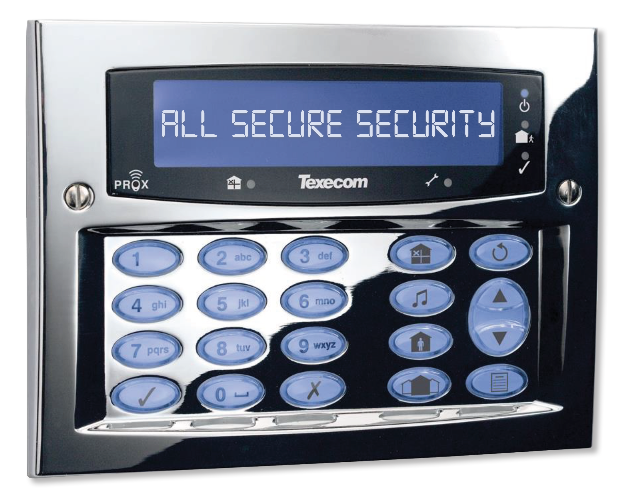All Secure Keypad