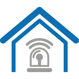 intruder alarm icon