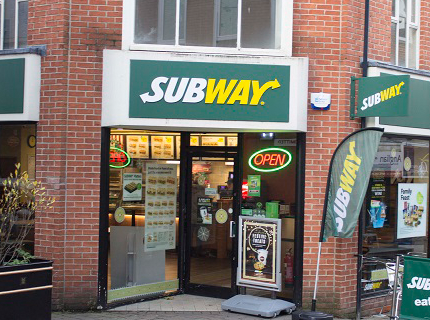 Subway Basingstoke