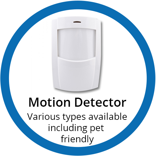 Motion Detector Image